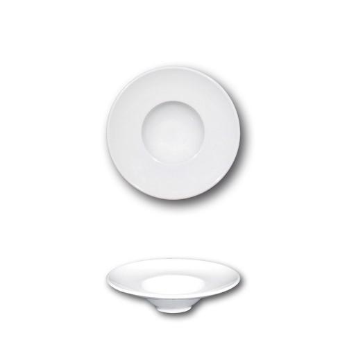 Coupelle porcelaine blanche - D 15 cm - Napoli