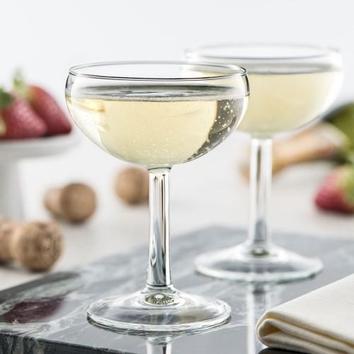 Lot de 6 coupe à champagne Monastrell 17 cL