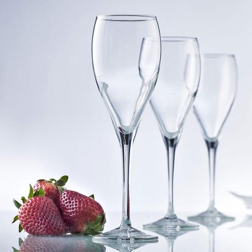 Flûtes à champagne Subirats 17 cl x 12