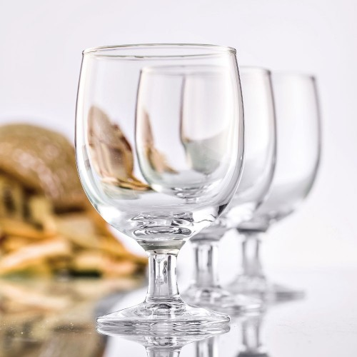 Lot de 12 verres à pied empilables Stack 25 cL