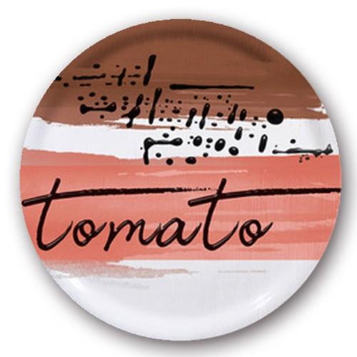 Assiette à pizza Tomato - D 31 cm - Napoli