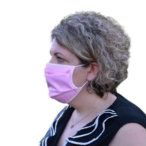 Masque Grand Public filtration supérieur à 90% - Lot de 2