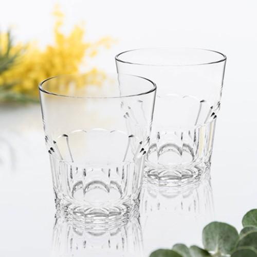 Verres à eau empilables Nervion 20 cl x 6