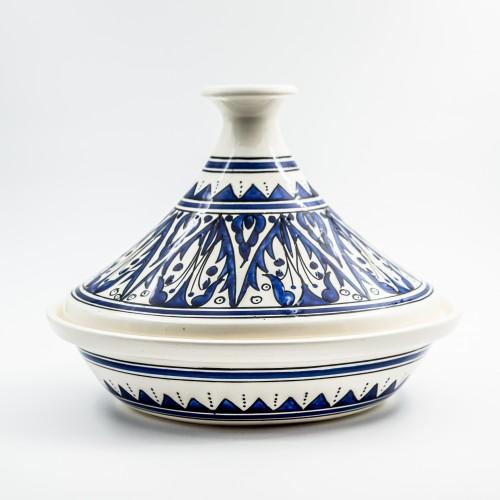 Tajine Nejma Bleu - D 30 cm