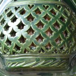 Applique murale Casablanca vert