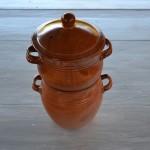 Couscoussier en Terre cuite - Petit modèle