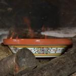 Tajine individuel Sahel Beige - D 23 cm