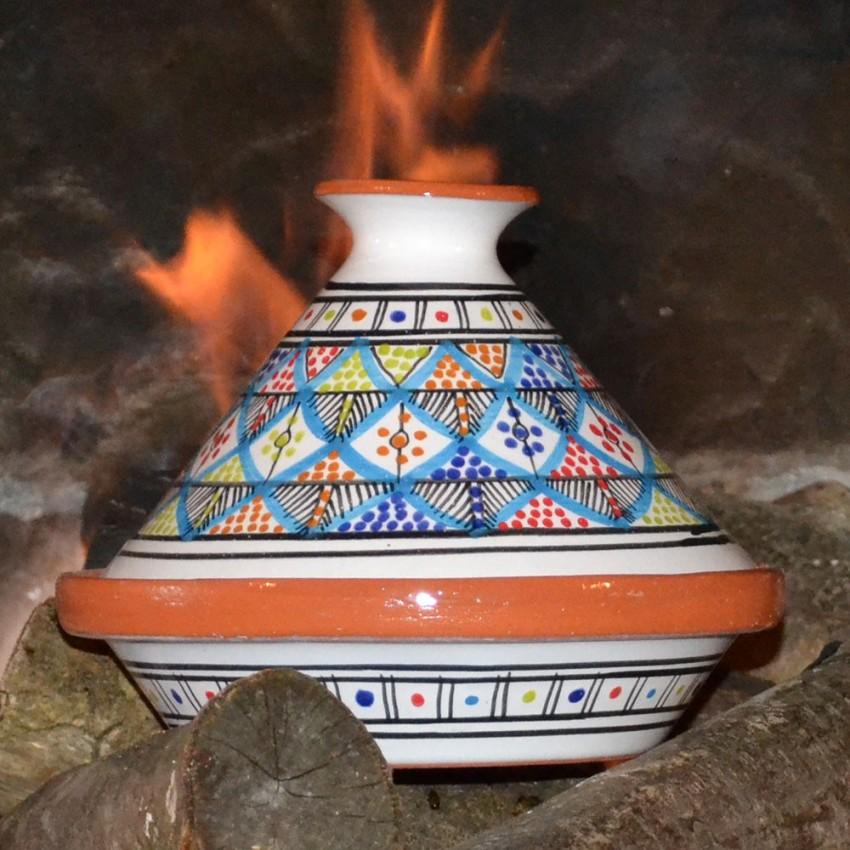 Tajine individuel Bakir Royal - D 23 cm