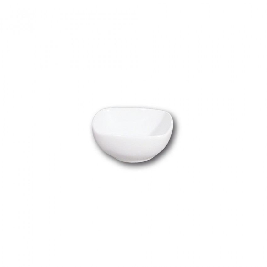 Bol porcelaine blanche - D 8 cm - Tokio