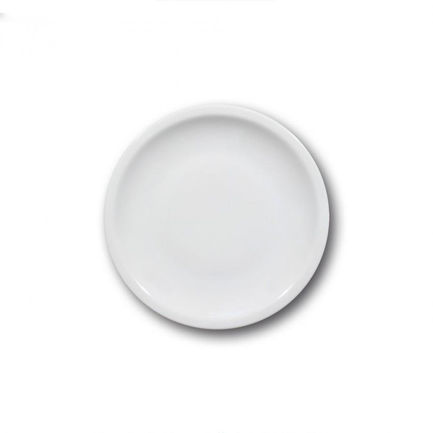 Assiette à dessert porcelaine - D 20 cm - Roma