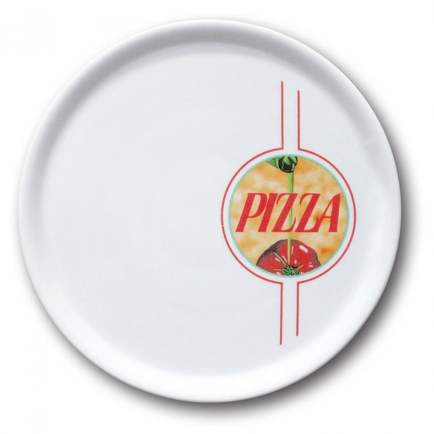 Assiette à pizza Palerme - D 31 cm - Napoli