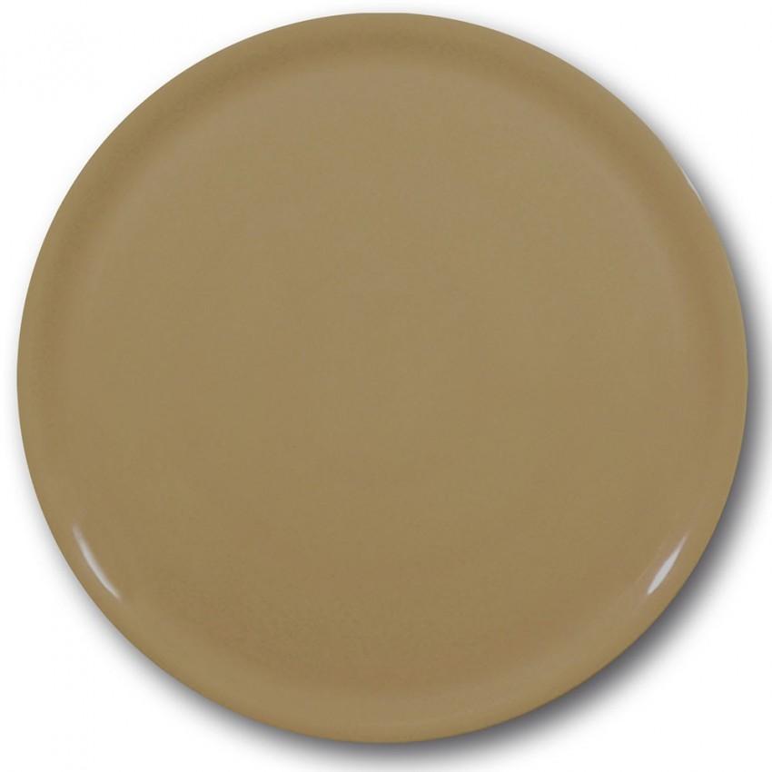 Assiette à pizza Marron - D 31 cm - Napoli