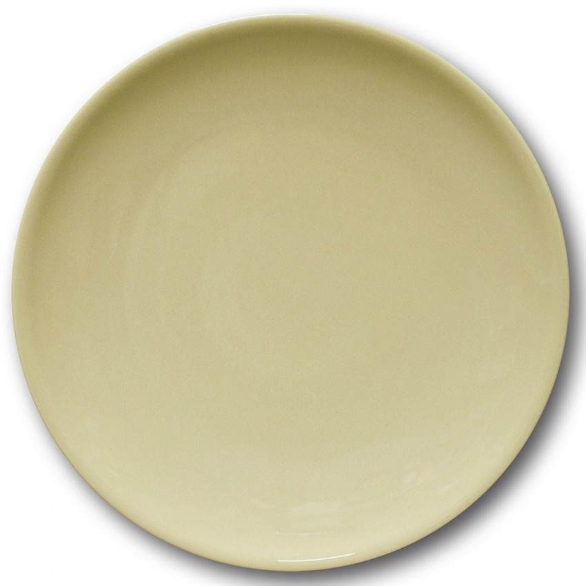 Assiette de présentation porcelaine blanche - D 31 cm - Siviglia