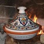 Tajine de cuisson Nefta - D 31 cm traditionnel