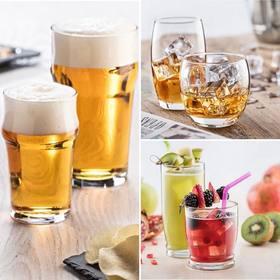 Nouveauté chez Yodeco, un large choix de verres disponible directement sur notre site internet 🥂 #verre#artdelatable#yodeco#nouveauté